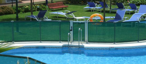 M xima seguridad con vallas para piscinas maxiclima la for Vallas seguridad piscinas
