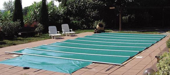 Cobertor de Seguridad con barras Walu Pool