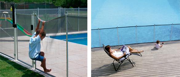 Recomendaciones de seguridad en piscinas la web de la for Descuidos en la piscina