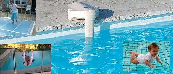 Porqué utilizar sistemas de seguridad en la piscina