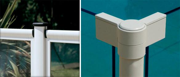 Detalles estructura modelos SwimPark1 y SwimPark3