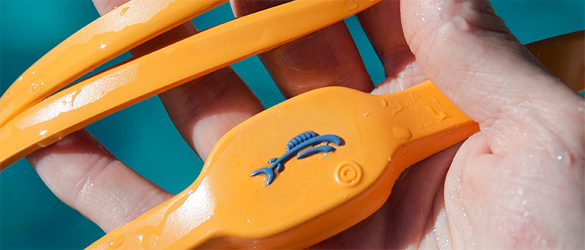 iSwimband, sistema de seguridad en el agua