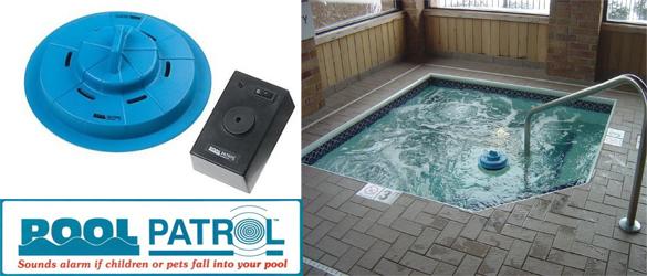 Pool Patrol alarma para piscinas