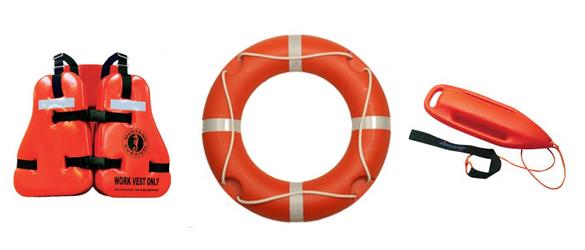 Qui n invento el salvavidas seguridad de piscinas for Salvavidas para piscinas