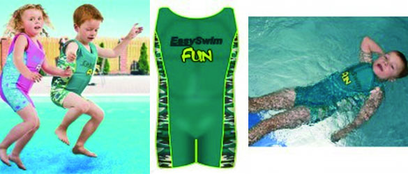 Bañador flotante Easyswim