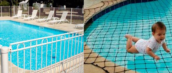 Seguridad en las piscinas para beb s y ni os la web de for Piscinas de bolas para bebes