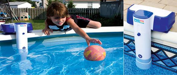 Alarma Pooleye para piscinas elevadas