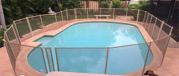 Valla de seguridad babyguard la web de la seguridad de for Leroy piscinas desmontables
