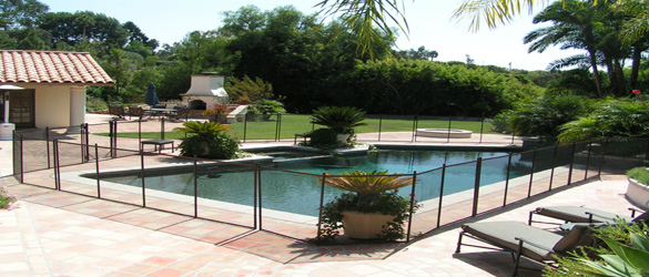 Vallas desmontables de seguridad, Poolsafe