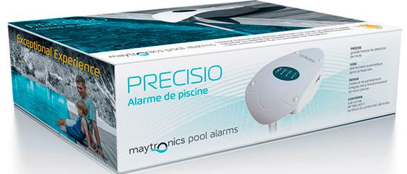 Compacto empaquetado de alarma Precisio