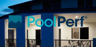 Vallas de aluminip perforado Pool Perf